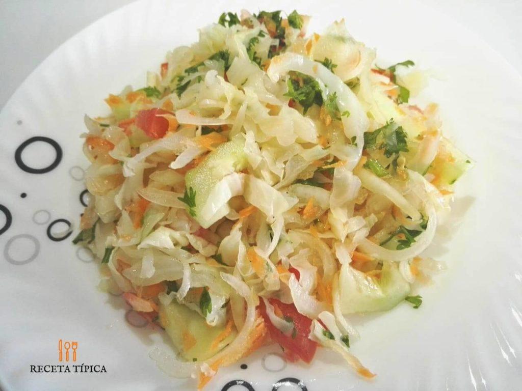 Cabbage Salad or Coleslaw