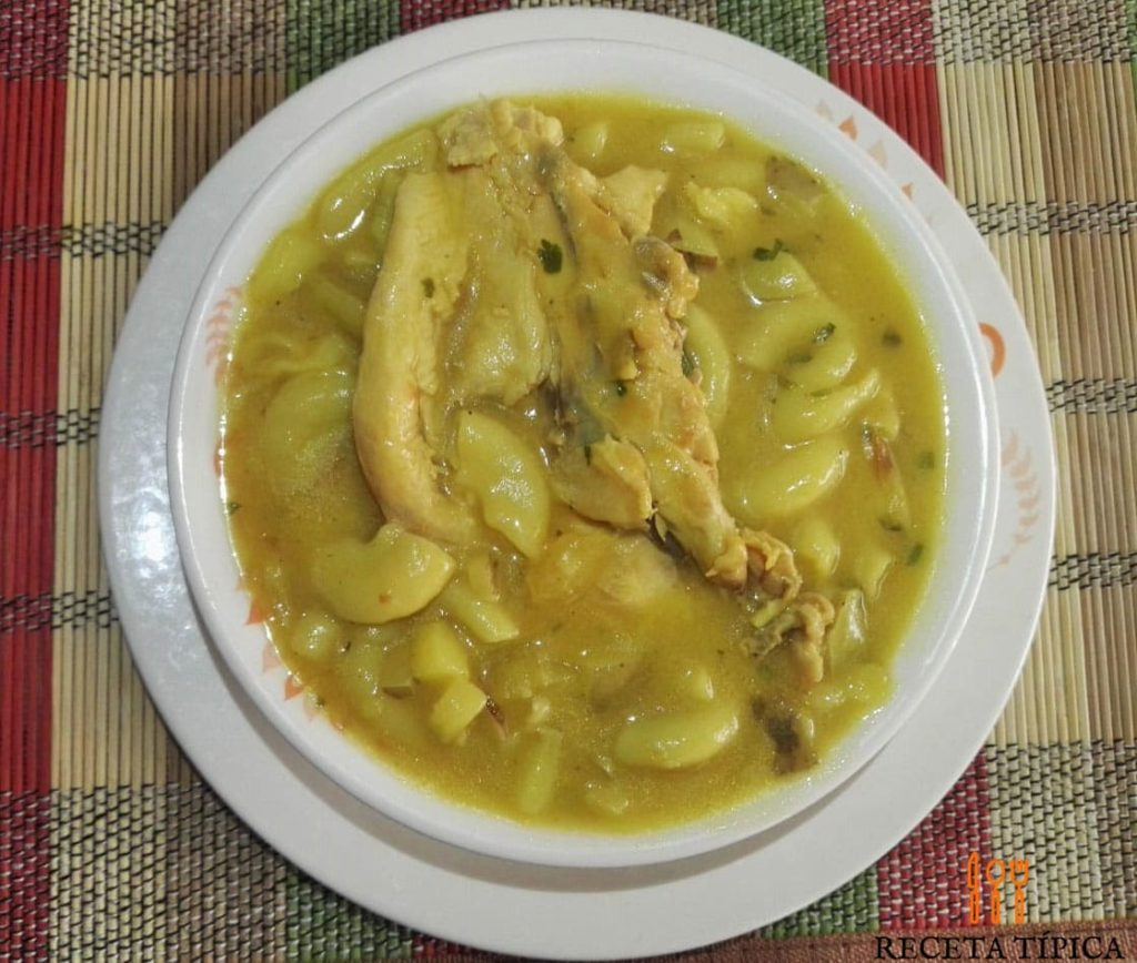 Coditos Soup