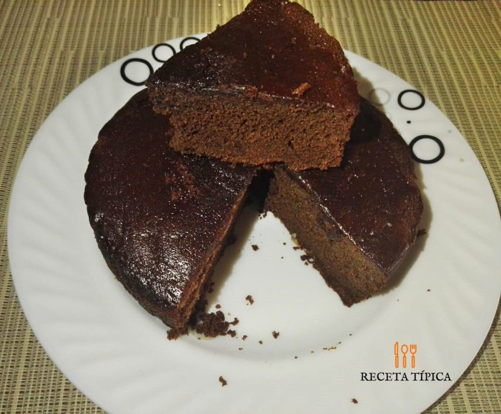 Colombian Black Cake