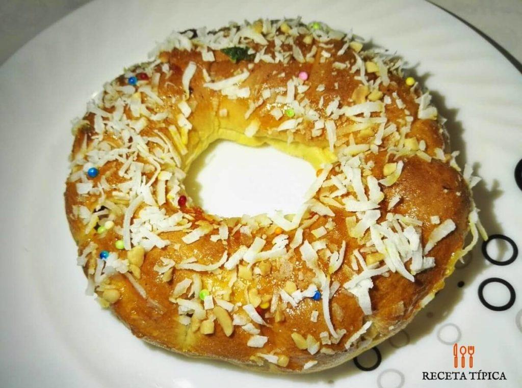 Sweet Round Bread