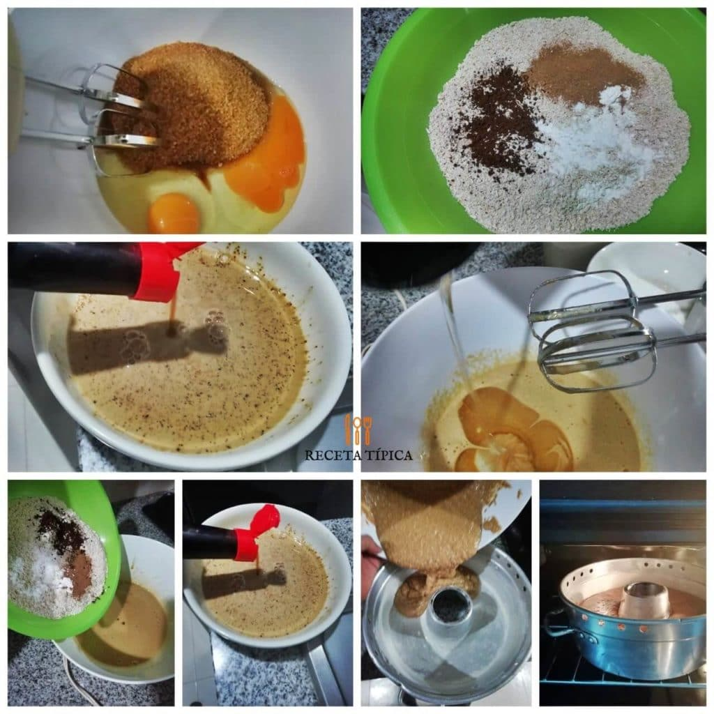 Step by step instructions to prepare coffee cake